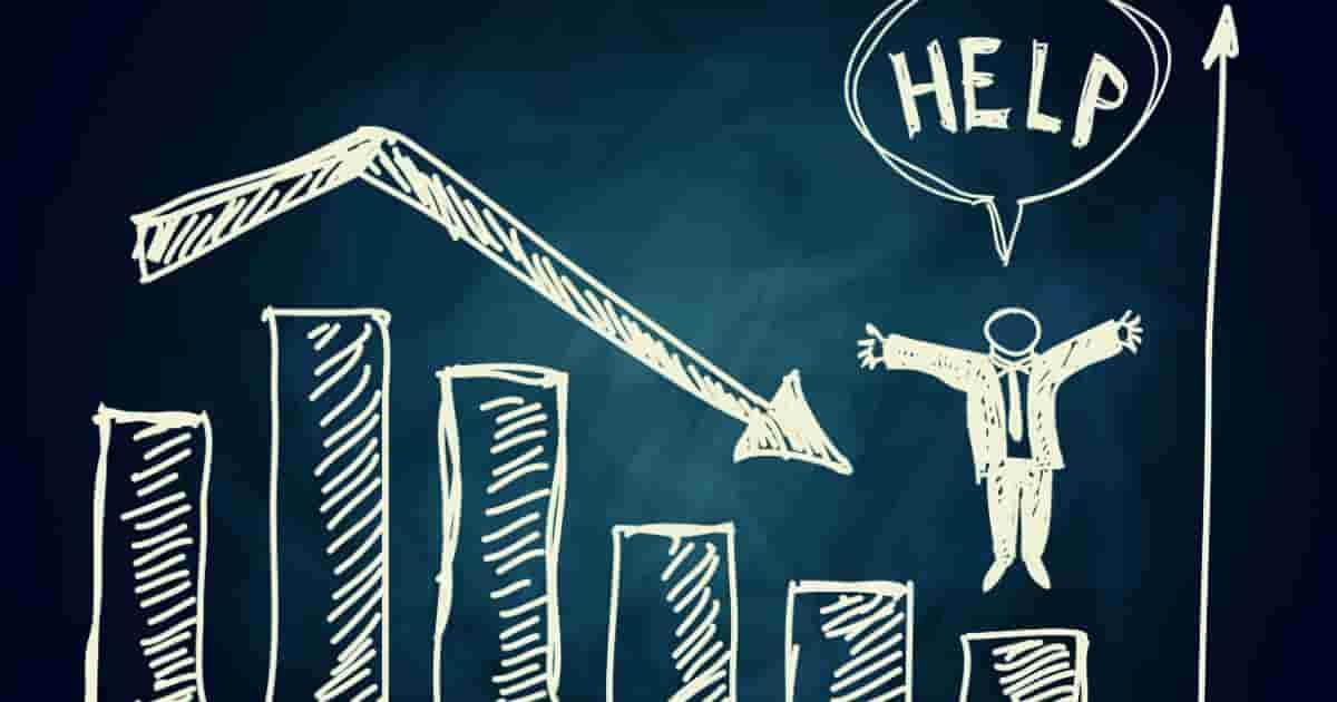 事業再生ADRを申請するまでの業況の推移