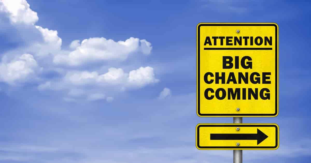 経営環境の重大な変化