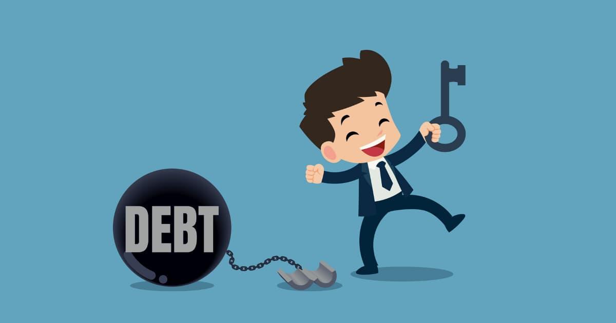 債権放棄は高嶺の花