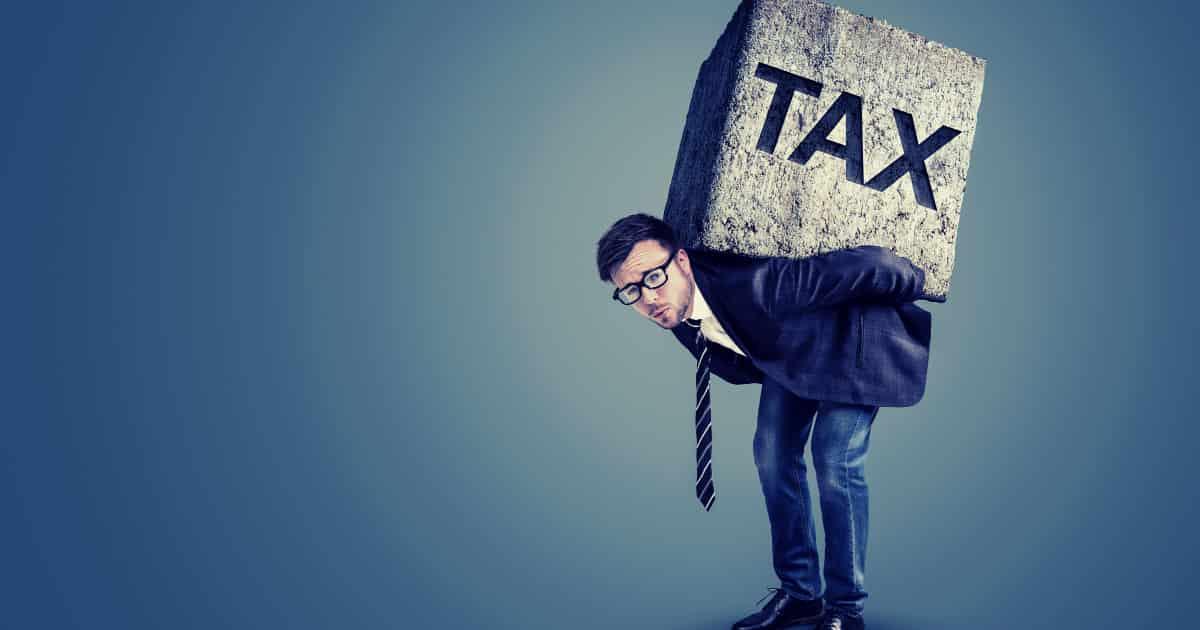税制非適格分割
