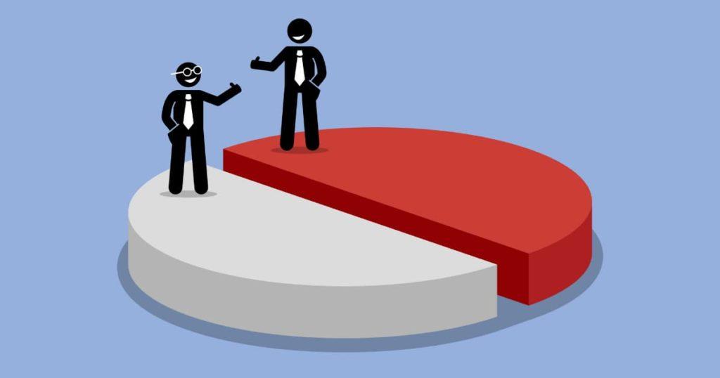 適格分割とは何か?【課税されずに会社を分けることです。】