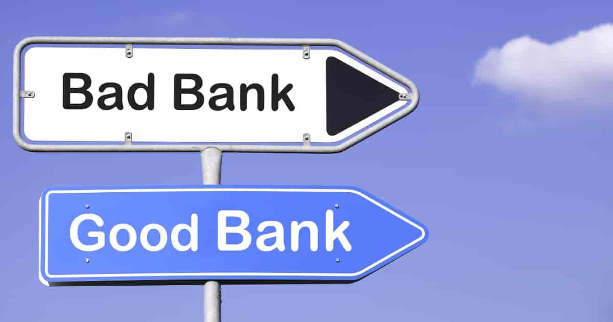 広がる銀行間格差