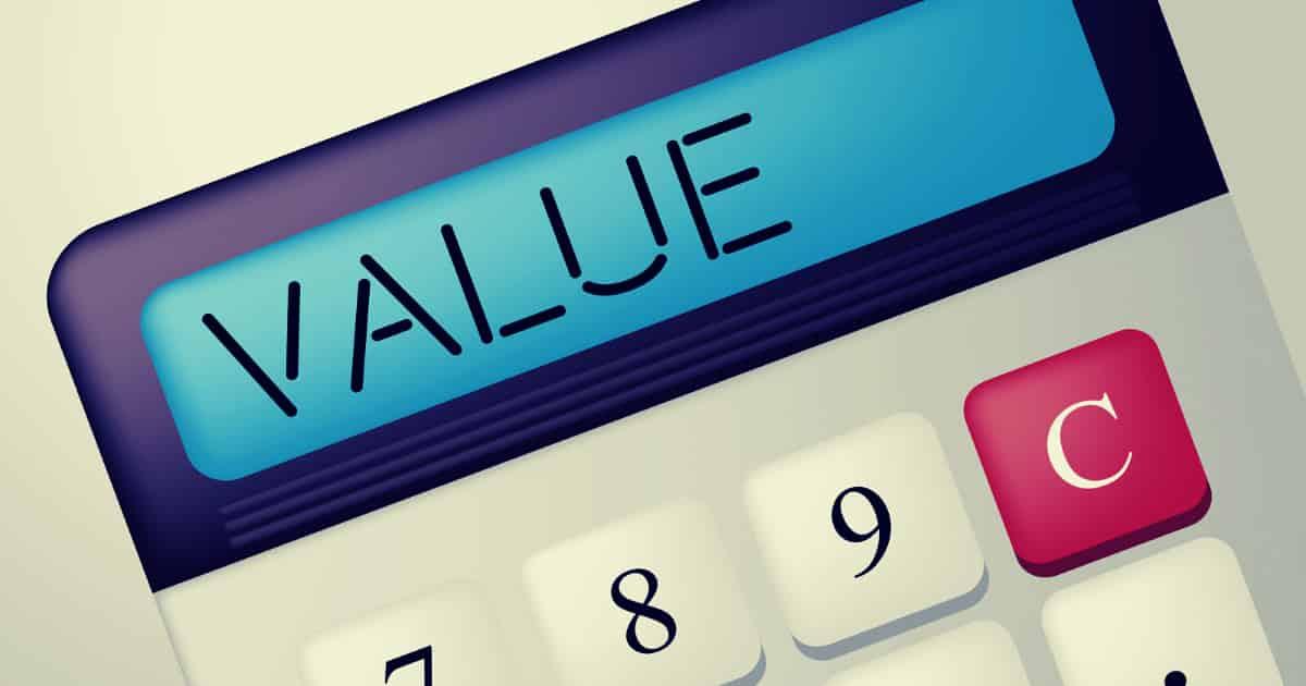 清算価値の算定方法
