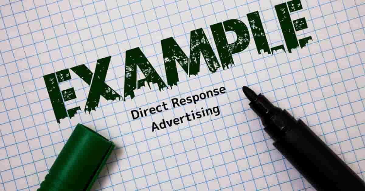 ダイレクト・レスポンス広告の事例