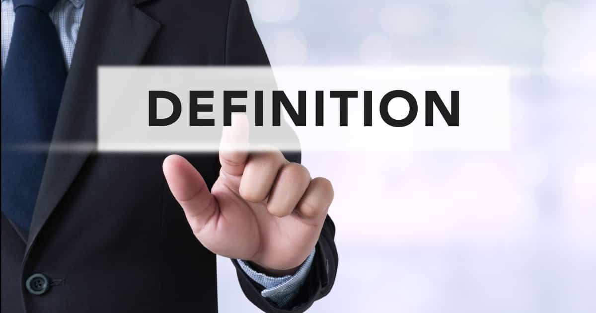 市場の定義の方法