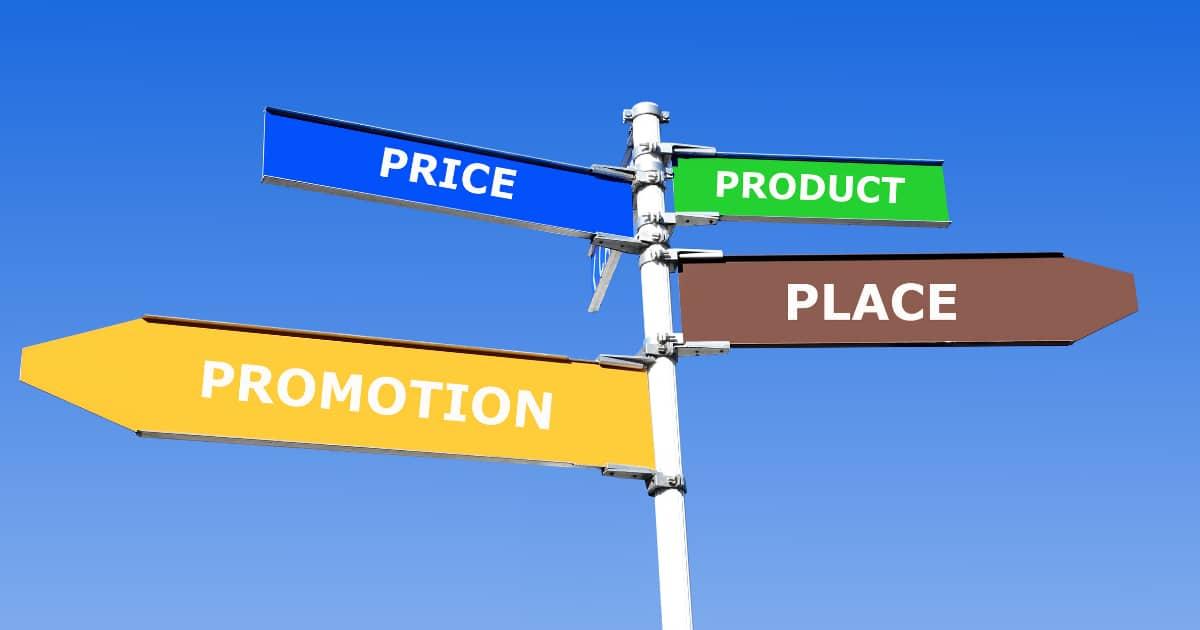 事業再生とマーケティング・ミックス