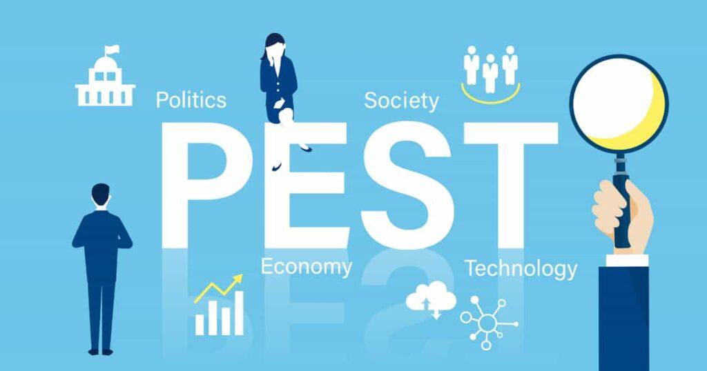 PEST分析とは何か?【重要:事業再生には必須です!】