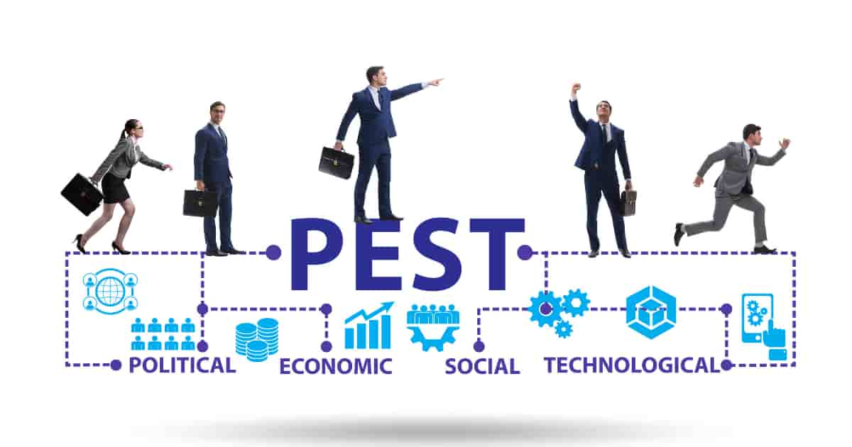 PEST分析の手順