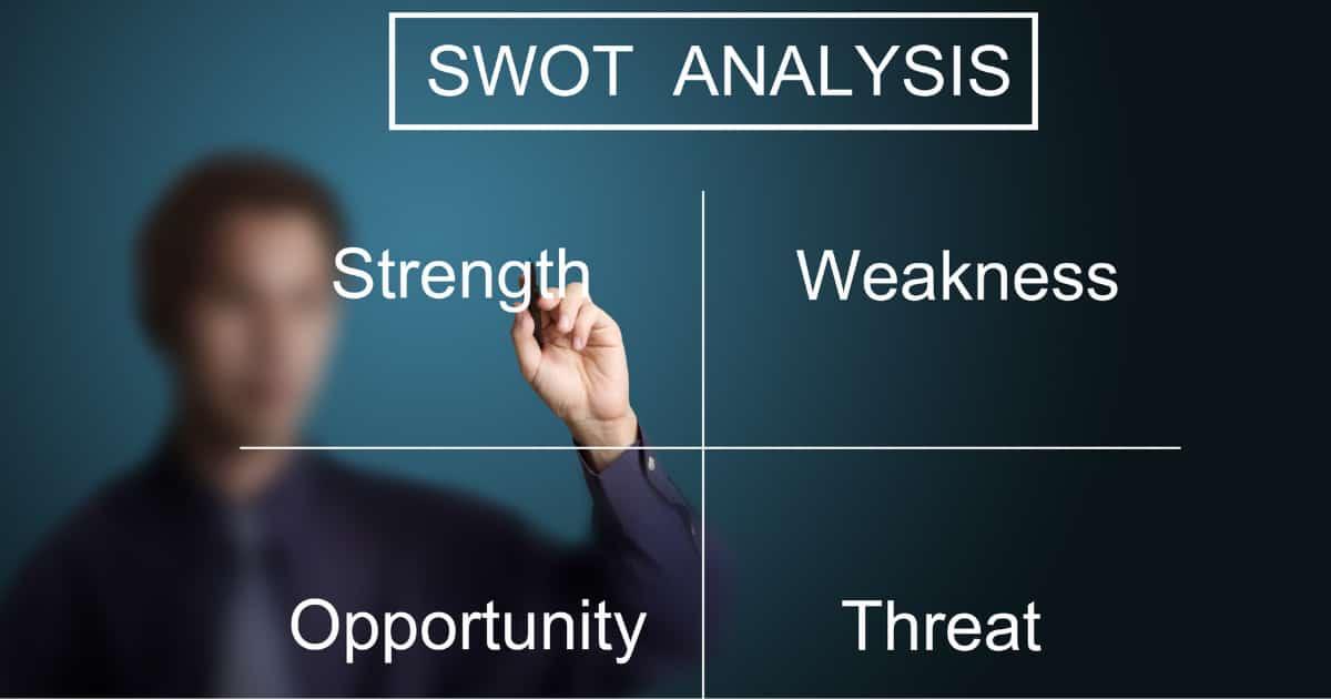 SWOT分析は使えない?