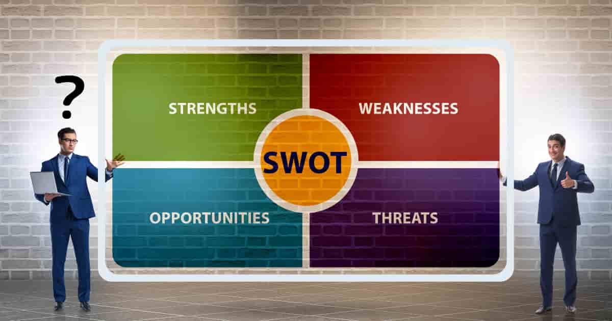 SWOT分析が使えない理由