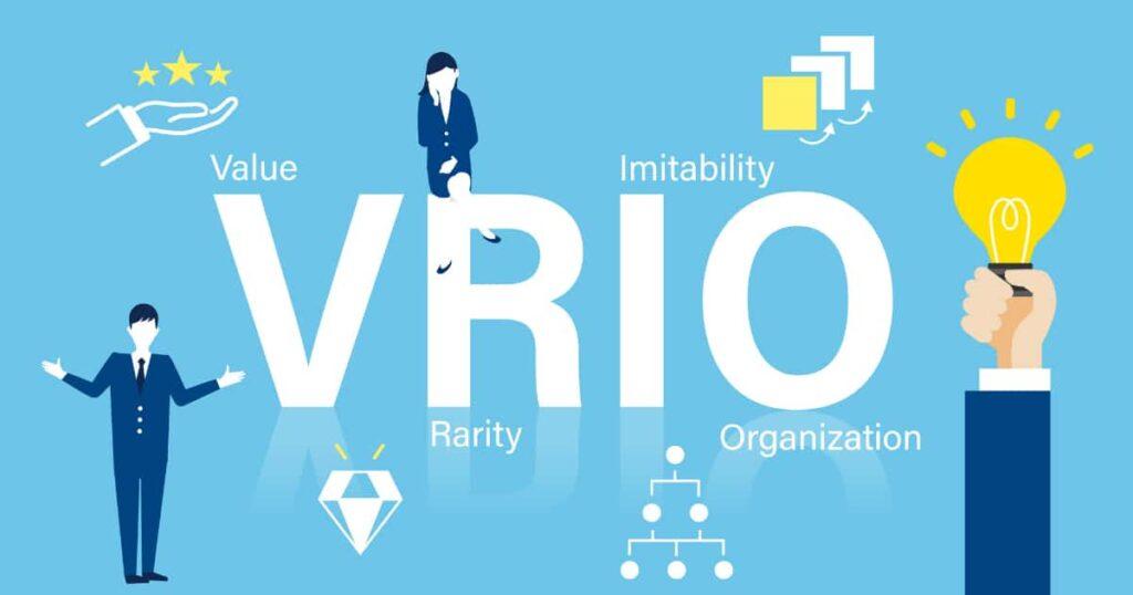 VRIO分析とは何か?【驚き:経営資源を眠らせている会社は多い】