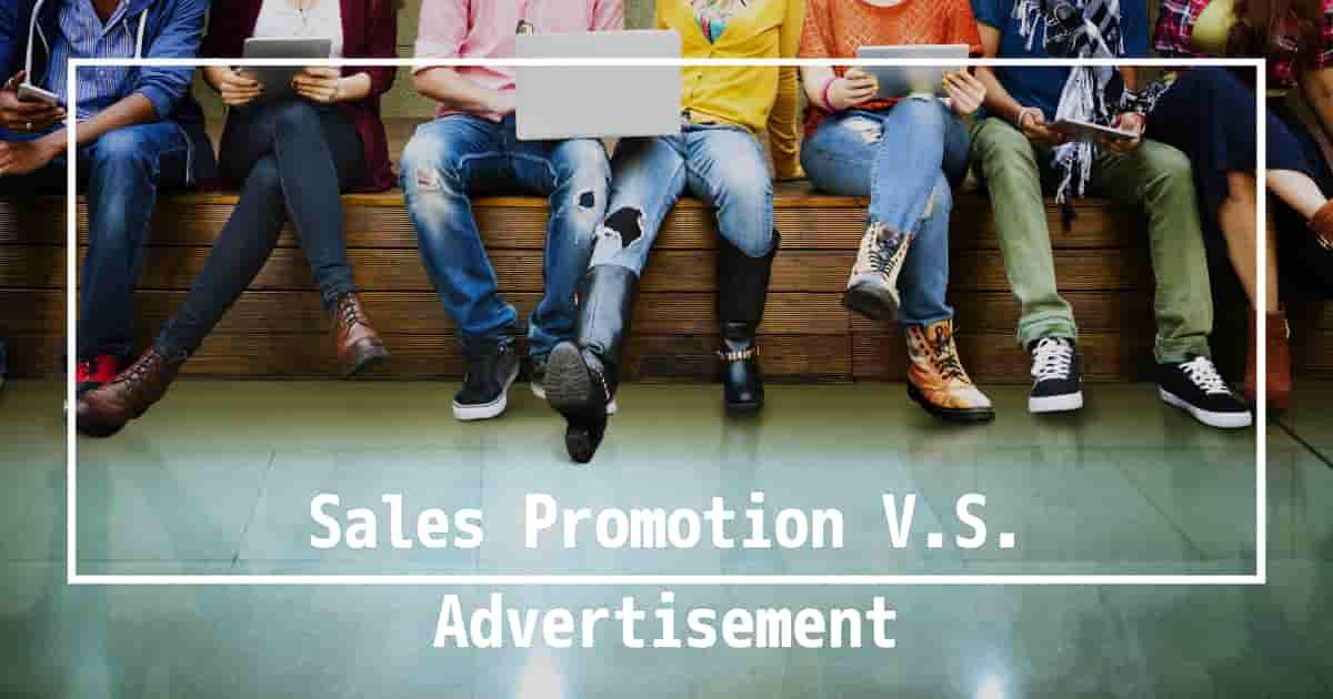 セールス・プロモーションと広告宣伝の違い